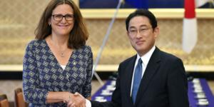 Japon et UE proches d'un accord de libre-échange