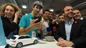 Soirée de Macron à Las Vegas : le parquet de Paris ouvre une information judiciaire pour favoritisme