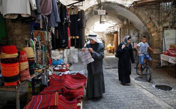 L'Unesco inscrit Hébron sur sa liste du patrimoine mondial en péril