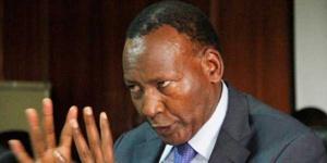 Kenya: Décès brutal du ministre de l'Intérieur