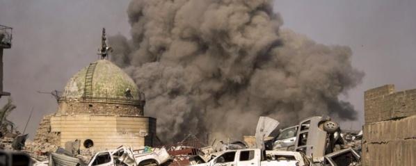 Mossoul: appel de l'ONU en faveur de la justice et de la réconciliation
