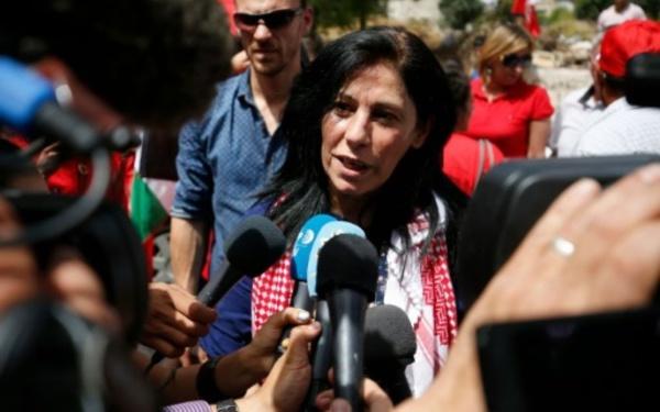 Une députée palestinienne condamnée à six mois de détention par Israël