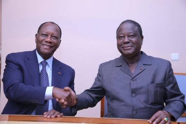 Côte d'Ivoire: le PDCI salue la nomination d'un nouveau chef du parti au pouvoir