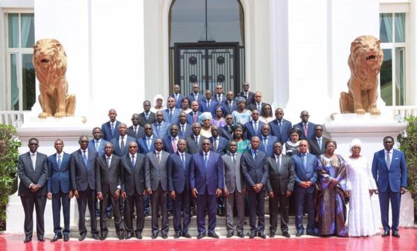 Photo: présidence sénégalaise
