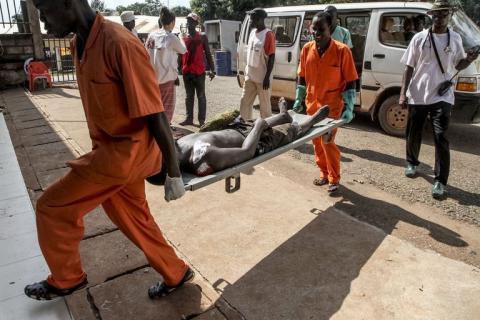 Centrafrique: au moins 25 morts dans de nouveaux affrontements