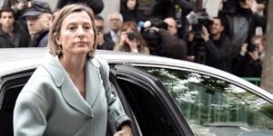 Catalogne : la présidente du parlement libérée après versement d'une caution