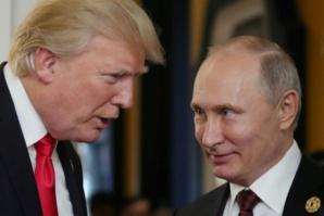 Ingérence russe: Trump s'appuie sur les dénégations de Poutine