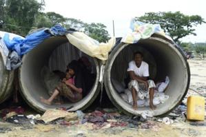 """Les soldats birmans pratiquent """"systématiquement"""" des viols collectifs de Rohingyas, selon l'ONU"""