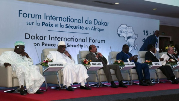 Le Forum annuel de Dakar, dans une de ces dernières éditions.