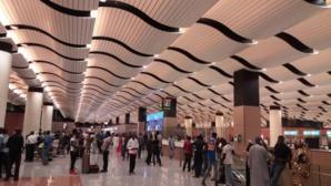 Aéroport Blaise Diagne, inauguré le 7 décembre 2017.
