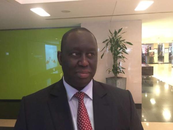 Aliou Sall, ex-gérant de Petro Tim (photo Le Monde)