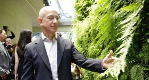 Jeff Bezos, patron d'Amazon et homme le plus riche du monde