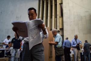 La Colombie vote à droite, sanctionne la Farc avant la présidentielle