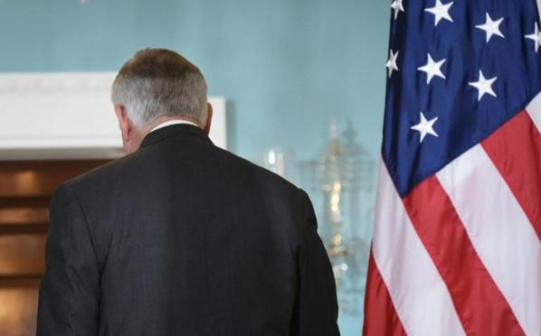D'un tweet, Trump limoge Tillerson, chef de la diplomatie américaine, et le remplace par Mike Pompeo, directeur de la Cia