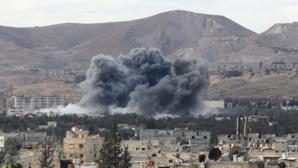 Le Pentagone parle de coup sévère au programme chimique syrien