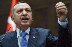 """Gaza: le président turc accuse Israël de """"terrorisme d'Etat"""" et de """"génocide"""""""