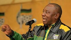 Cyril Ramaphosa, le président sud-africain