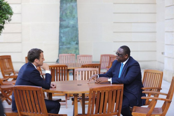 «Desserts aux tirailleurs sénégalais» : Macky Sall renverse l'historique dette coloniale