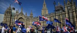Le gouvernement britannique remporte un vote majeur sur le Brexit