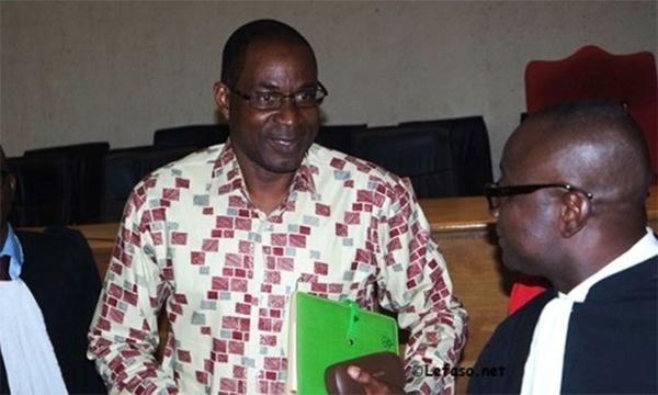 """Burkina/procès putsch: le chef des opérations dit avoir agi sur """"instruction indirecte"""" du général Diendéré"""