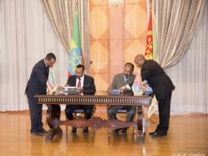 Ethiopie-Erythrée : les routes du business bientôt rouvertes