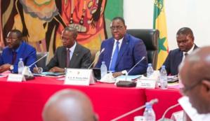 Conseil des ministres du 11 juillet