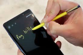 Nouveau stylet, mémoire renforcée, Samsung dévoile son nouveau smartphone