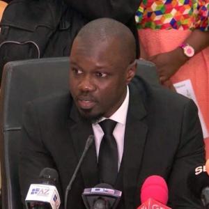 Ousmane SONKO, leader du Pastef