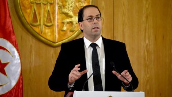 En Tunisie, Chahed s'émancipe à un an de la présidentielle