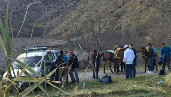 Scandinaves tuées au Maroc : les suspects avaient prêté allégeance à l'EI, selon Rabat