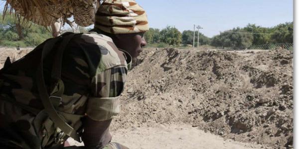 Du côté nigérien de la frontière avec le Nigéria