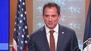 Robert Palladino, porte-parole adjoint du Département d'Etat