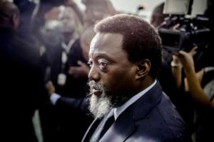 Il n'est plus président mais Joseph Kabila est parti pour rester l'homme fort de la RDC