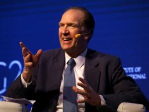 Trump propose la Banque mondiale à un adversaire du multilatéralisme