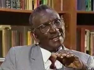Cheikh Anta Diop: derrière le savant, le politique