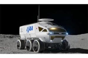 Toyota va développer un véhicule lunaire à pile à hydrogène