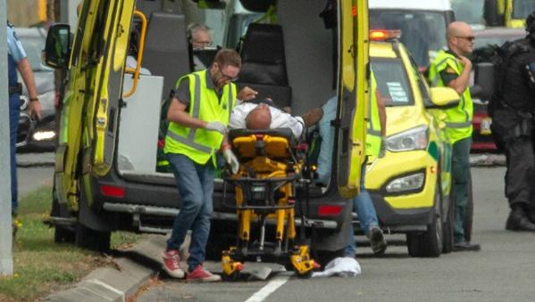Un blessé rescapé du massacre terroriste de Christchurch