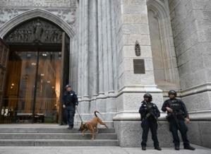 L'homme arrêté avec de l'essence dans la cathédrale de New York inculpé de tentative d'incendie criminel