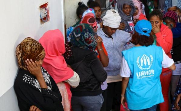 Libye : le sort des réfugiés ciblés par des attaques en question