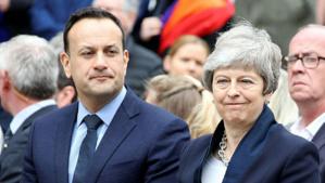"Brexit: L'Irlande juge acceptable le ""nouvel accord"" de May"