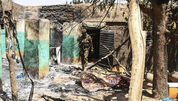 Nouveau massacre au centre du Mali : 41 morts dans deux villages