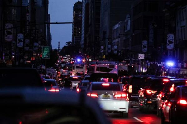 Une partie de New York privée d'électricité plusieurs heures