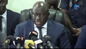 Serigne Bassirou Guèye, procureur de la République