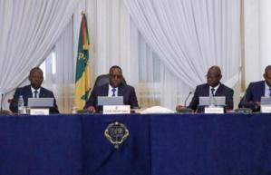 Conseil des ministres du 4 septembre 2019: Le communiqué