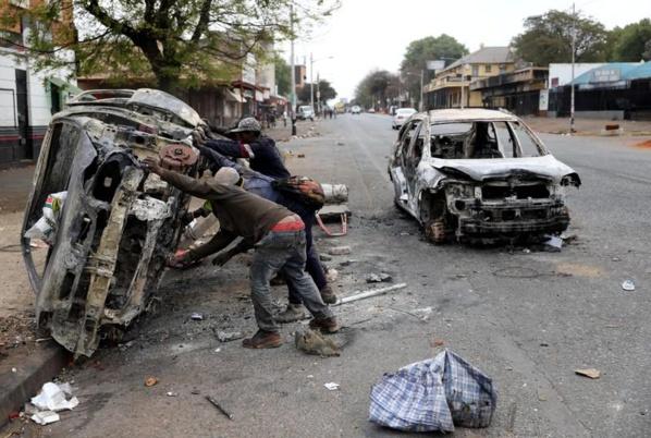 Des centaines de Nigérians vont être évacués gratuitement d'Afrique du Sud