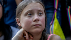 Greta Thunberg porte la question climatique face à la Maison blanche