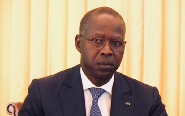 L'ex Premier ministre Mahamed Boun Abdallah Dionne