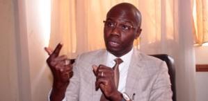 Sory Kaba, le désormais ex directeur général des Sénégalais de l'Extérieur, limogé ce lundi par décret présidentiel