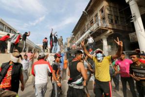 Dix manifestants tués par les forces de l'ordre irakiennes