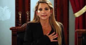 Bolivie: La sénatrice Jeanine Añez assure l'intérim à la présidence